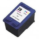 CARTUCHO INY.TINTA Nº28 TRICOLOR 15ml Deskjet 3320/3420 /3745/3840/ 3845/5600/ 5850 Officejet 4110/6100/6110